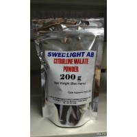 Swedlight AB, Citrulline Malate Powder(Цитруллин Малат), 200 гр.