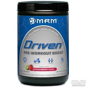 MRM, Driven™ Pre-Workout Boost(Предтренировочный комплекс), 30 порций