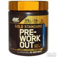 Optimum Nutrition, Gold Standard Pre-Workout(Предтренировочный комплекс), 30 порций