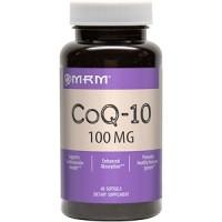 MRM, CoQ-10(Коэнзим Q10), 100 мг, 60 кап.