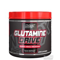 Nutrex Research Labs, Glutamine Drive(Глютамин), 150 гр.