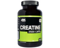 Optimum Nutrition, Creatine 2500 Caps(Креатин) 100 капсул