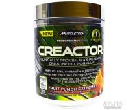 MuscleTech, Creactor Creatine HCL(Креатин hcl), 269 гр, 120 порции