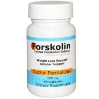 Advance Physician Formulas, Inc., Forskolin, Coleus Forskohlii Extract(форсколин), 100 mg, 60 капсул