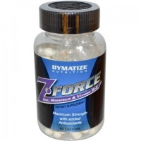 Dymatize Nutrition, Z·Force, ZMA(зма) 90 капсул