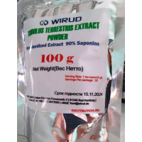 Wirud, Tribulus Terrestris Extract Powder(Трибулус), 100 гр.