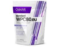 OstroVit, WPC80.eu(Концентрат Сывороточного Белка, Белок, Протеин) 900 гр