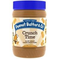 Peanut Butter & Co., Crunch Time(Арахисовая паста хрустящая), 454 гр