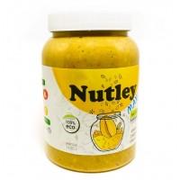 """Арахисовая паста с медом """"crunchy"""" хрустящая, Nutley, 1000 гр."""