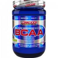 AllMax Nutrition, 100% pure micronized bcaa 2:1:1 ratio, 400 гр, 80 порций