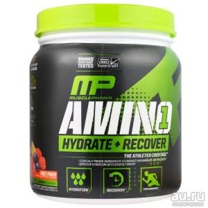 MusclePharm, Amino 1, 30 порции