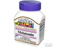 21st Century, Melatonin 3 мг(Мелатонин), 90 табл.
